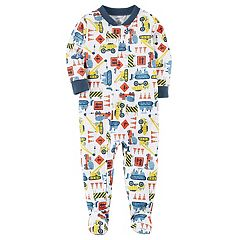 Baby Boy Carter's Footed Pajamas