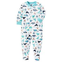 Baby Boy Carter's Fleece Sleep & Play