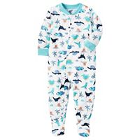 Toddler Boy Carter's One-Piece Footed Pajamas