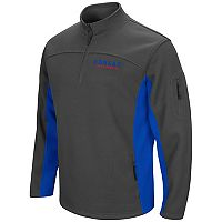 Men's Campus Heritage Kansas Jayhawks Plow Pullover Jacket