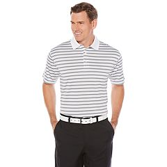 Men's Jack Nicklaus Regular-Fit StayVent Striped Golf Polo