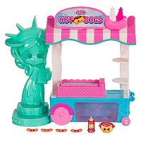 Shopkins Season 8 USA Hot Dog Stand Play Set