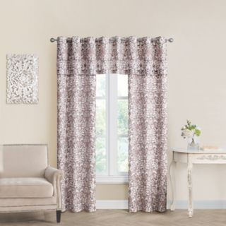 The Big One® Floral Decorative Window Valance
