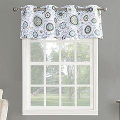 The Big One® Decorative Botanical Window Valance