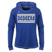 Girls 7-16 Majestic Los Angeles Dodgers Ball Girl Hoodie