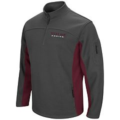 Men's Campus Heritage Texas A&M Aggies Plow Pullover Jacket