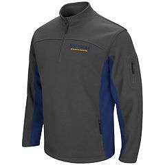 Men's Campus Heritage West Virginia Mountaineers Plow Pullover Jacket