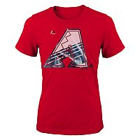 Girls 7-16 Majestic Arizona Diamondbacks Winners Train Tee