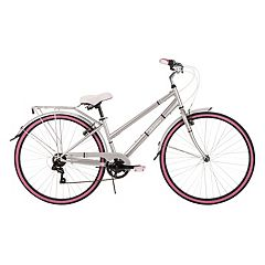 Women's Huffy Norwood 700cc 7-Speed Modern Cruiser Bike