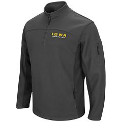 Men's Campus Heritage Iowa Hawkeyes Plow Pullover Jacket