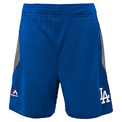 Boys 4-7 Majestic Los Angeles Dodgers Legacy Tee & Shorts Set