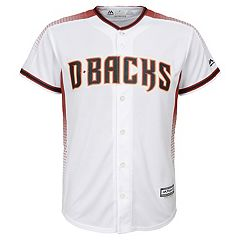 Boys 4-7 Majestic Arizona Diamondbacks Replica MLB Jersey