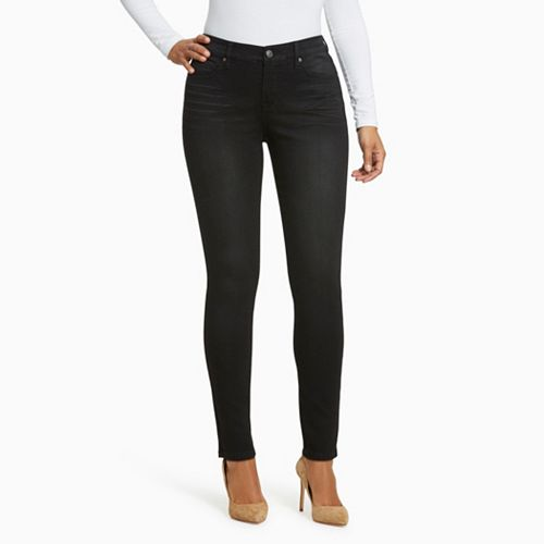a922b4c152a Women s Gloria Vanderbilt Jessa Curvy Skinny Jeans