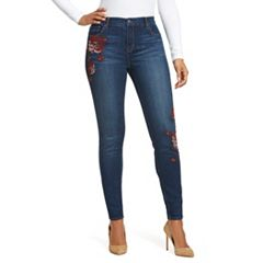 Women's Gloria Vanderbilt Jessa Curvy Skinny Jeans