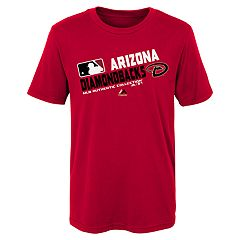 Boys 4-7 Majestic Arizona Diamondbacks AC Team Choice Tee