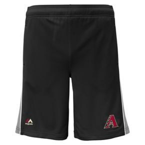 Boys 4-7 Majestic Arizona Diamondbacks Last Rally Shorts