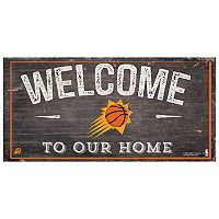 Phoenix Suns Welcome Sign Wall Art
