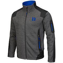 Men's Campus Heritage Duke Blue Devils Double Coverage Jacket