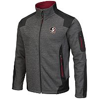 Men's Campus Heritage Florida State Seminoles Double Coverage Jacket