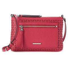 Dana Buchman Curlew Double Entry Crossbody Bag