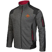 Men's Campus Heritage Iowa State Cyclones Double Coverage Jacket