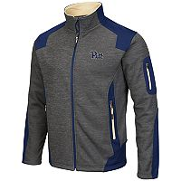 Men's Campus Heritage Pitt Panthers Double Coverage Jacket