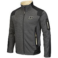 Men's Campus Heritage Purdue Boilermakers Double Coverage Jacket