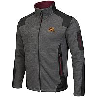 Men's Campus Heritage Minnesota Golden Gophers Double Coverage Jacket