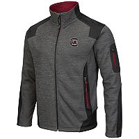 Men's Campus Heritage South Carolina Gamecocks Double Coverage Jacket