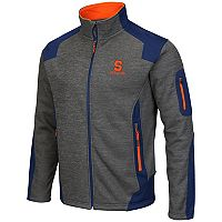 Men's Campus Heritage Syracuse Orange Double Coverage Jacket