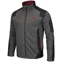 Men's Campus Heritage Virginia Tech Hokies Double Coverage Jacket