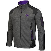 Men's Campus Heritage Washington Huskies Double Coverage Jacket