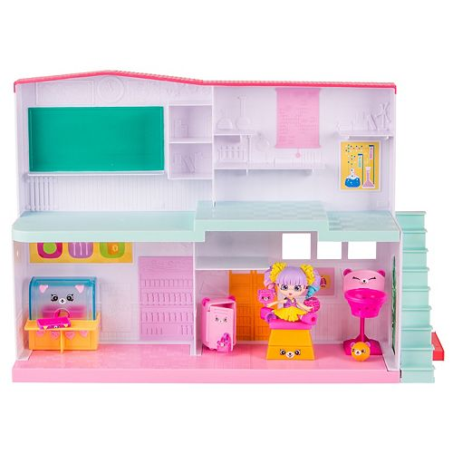 Shopkins Happy Places High School Set