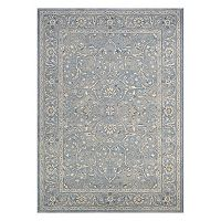 Couristan Sultan Treasures Floral Yazd Framed Floral Rug