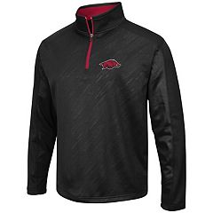 Men's Campus Heritage Arkansas Razorbacks Sleet Pullover