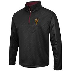 Men's Campus Heritage Arizona State Sun Devils Sleet Pullover