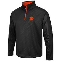 Men's Campus Heritage Clemson Tigers Sleet Pullover
