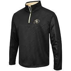 Men's Campus Heritage Colorado Buffaloes Sleet Pullover