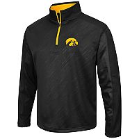 Men's Campus Heritage Iowa Hawkeyes Sleet Pullover
