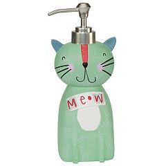 Creative Bath Kitty Soap Pump