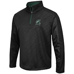 Men's Campus Heritage Michigan State Spartans Sleet Pullover