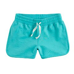 Girls 4-10 Jumping Beans® French Terry Dolphin Shorts