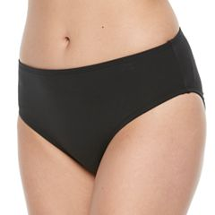 Women's Apt. 9® Basic Scoop Bikini Bottoms