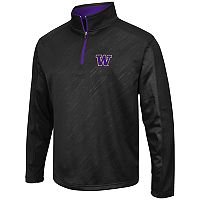 Men's Campus Heritage Washington Huskies Sleet Pullover
