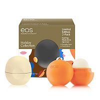 eos 2 pc Pumpkin Spice & Vanilla Bean Lip Balm Set