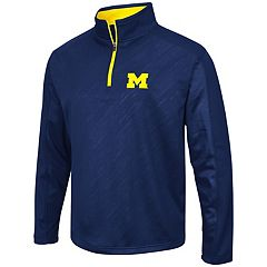 Men's Campus Heritage Michigan Wolverines Sleet Pullover