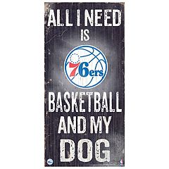 Philadelphia 76ers All I Need Wall Art