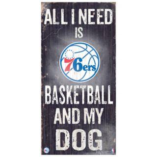 Philadelphia 76ers All I Need Wall Art