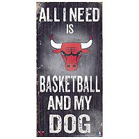 Chicago Bulls All I Need Wall Art