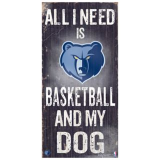 Memphis Grizzlies All I Need Wall Art